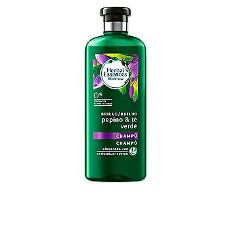 Herbal Bio Brillo Champú Detox 0% 400 Ml Unisex