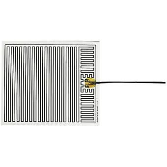 Chauffage de Polyester thermo feuille autocollante 230 V AC 33 W estimation d'IP IPX4 (L x P) 280 x 240 mm