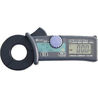 Kyoritsu KEW 2434 Clamp meter Digital CAT III 300 V Display (counts): 4000