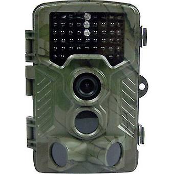 Berger & Schröter FullHD Wildlife camera 16 MP Black LEDs Brown