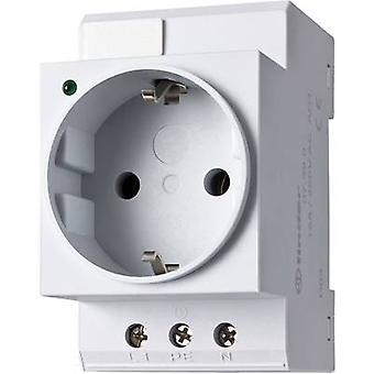 Finder 2 Pin Control Cabinet Power Socket