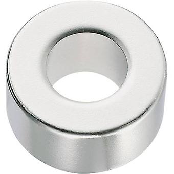 Conrad Components Permanent magnet Ring N35M 1.24 T Temperature limit (max.): 100 °C