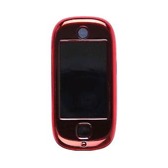 5 Pack -Wireless Solutions On Case for Motorola QA4Halo - Red