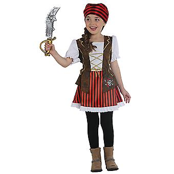Lady robe enfant costume pirate enfants costume corsaire pirate