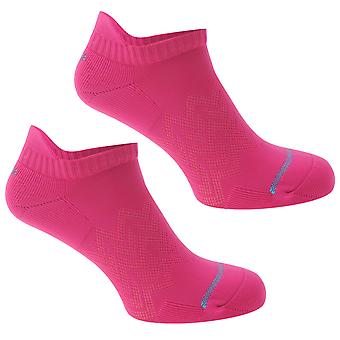 USA Pro Womens Ladies Trainer Liner Socks Ankle Pairs Clothing Accessory