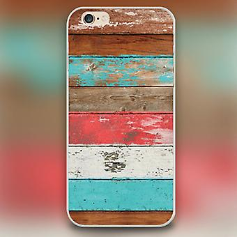 Iphone 6/ 6s - Colored wood