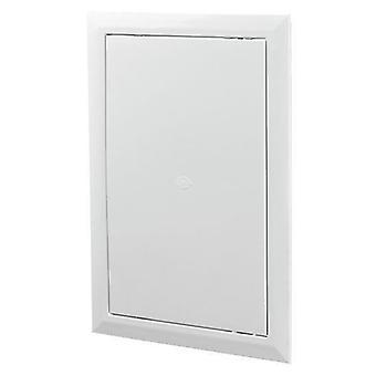 Dauerhafte Kontrolle Panel Zugang Tür weiß Wand Luke ABS Kunststoff verschiedener Größen