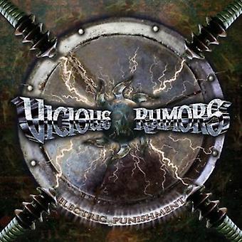 Vicious Rumors - Electric Punishment [CD] USA import