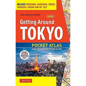 Tokyo Pocket Atlas and Transportation Guide - Including Yokohama - Kaw