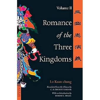 Romantiikka Kolme kuningaskuntaa - v.2 (New edition) Lo Kuan-Chung - C