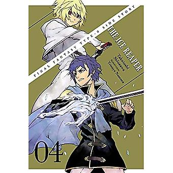 Final Fantasy Type-0 Side Story, Vol. 4 (Final Fantasy 0-Type)