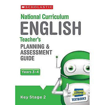 English Planning and Assessment Guide (Years 3-4) (National Curriculum Planning and Assessment Guides)