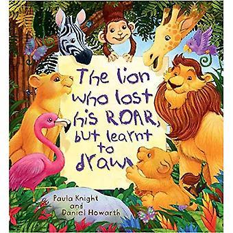 Heure du conte: Le Lion, qui a perdu son rugit mais appris à dessiner
