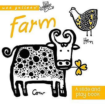 Ferme: Une diapositive et Play Book (Wee Gallery)