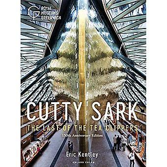 Cutty Sark: O último dos Clippers chá (150º edição de aniversário)