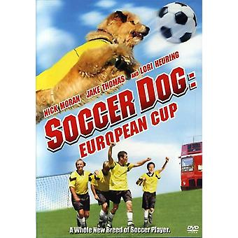 Soccer Dog-Europese Cup [DVD] USA importeren