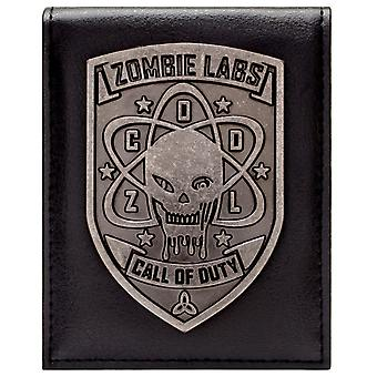 Call of Duty Zombies Badge ID & Card Bi-Fold Wallet