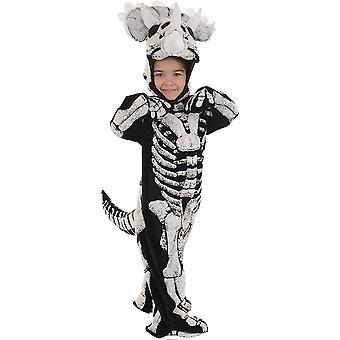 Triceratops småbarn dräkt - 21005