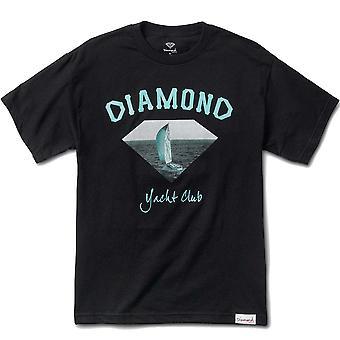 Diamond Supply Co OG Yacht Club T-shirt Black