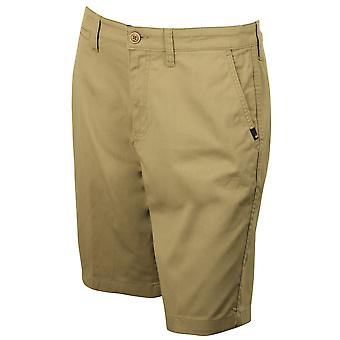 Quiksilver Herre dagligdags Union Stretch Chino Shorts - Elmwood Brown