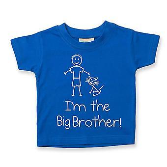 I'm The Big Brother Cat Tshirt