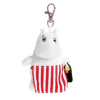 Moomins Moominmamma 4 Inch Plush Key Clip