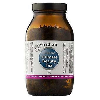 Viridian Ultimate Beauty Tea Organic 50g (169)