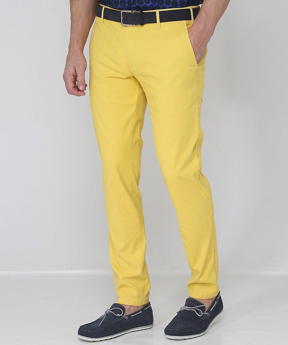 MMX Slim Fit pantalon Lupus texturé Bic6YP