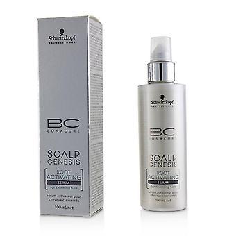 Schwarzkopf BC Bonacure Scalp Genesis root aktiverande serum (för gallring hår)-100ml/3.4 oz