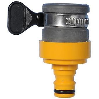 Hozelock Connector voor ronde kraan ø maximaal 18 mm (tuin, tuinieren, irrigatie)