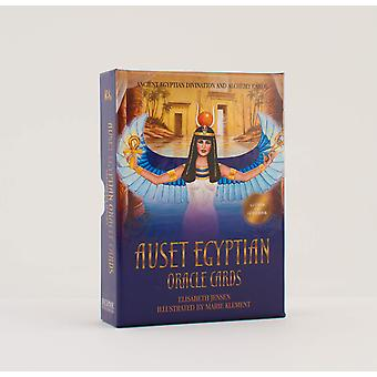 Auset Egyptian Oracle Cards 9781925682625