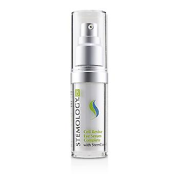 Stemology Cell Revive Eye Serum Complete With Stemcore-3 - 15ml/0.5oz