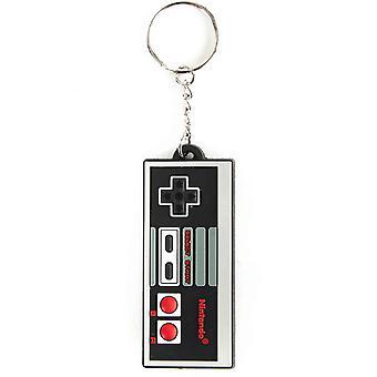 Nintendo keyring keychain Controller oficial nou cauciuc