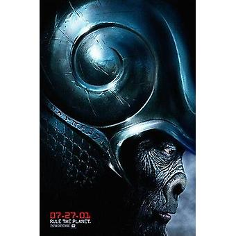 Planet Of The Apes 2001 (German) (2001) Original Cinema Poster