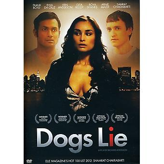 Dogs Lie [DVD] USA import