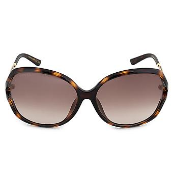 Gucci Butterfly Sunglasses GG0076SK 003 62