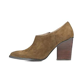 Donald J Pliner Womens Verie Leather Almond Toe Ankle Fashion Boots