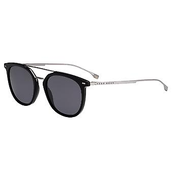 Hugo Boss 1013/S 807/IR Black/Grey Sunglasses