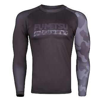 Fumetsu Stealth Camo Rash Guard
