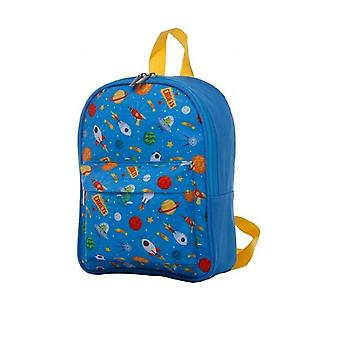 Space Cadet Childrens Small Backpack Rucksack