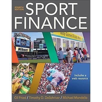 Sport Finance by Gil Fried