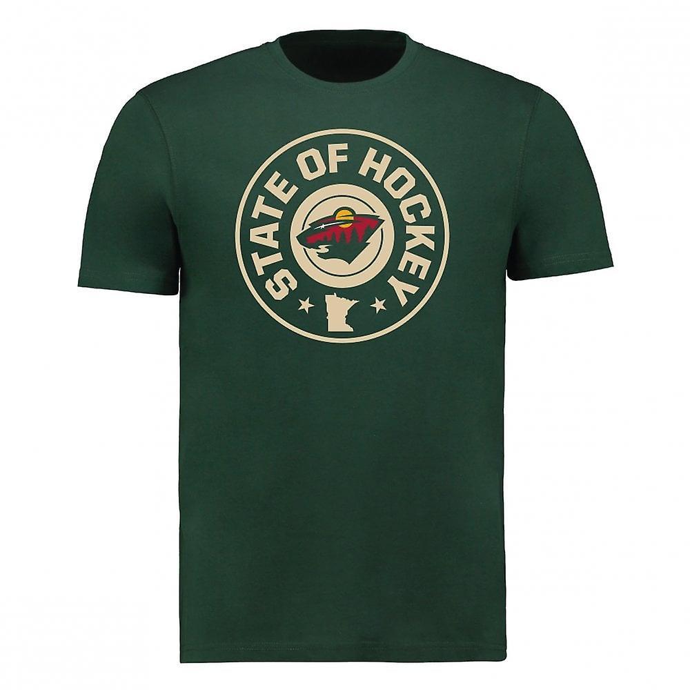 Fanatics Nhl Minnesota Wild Hometown Collection T-shirt