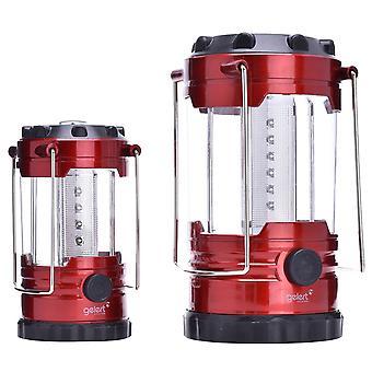Gelert Unisex 12 LED + 18 Family Lantern Set