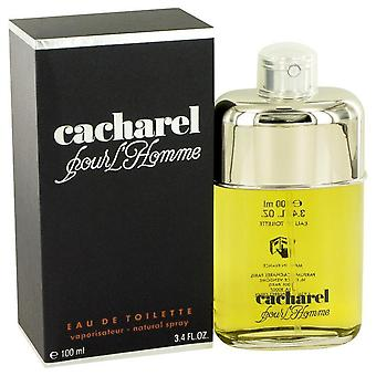 Cacharel eau de toilette spray by cacharel 413991 100 ml