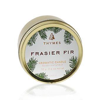 Thymes Aromatic Candle (travel Tin) - Frasier Fir - 70g/2.5oz