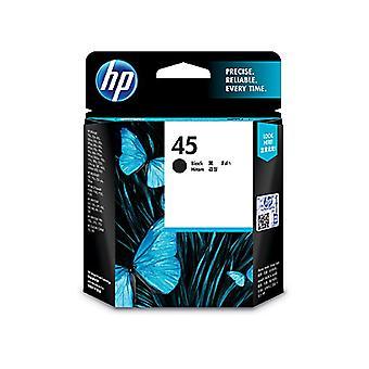 HP 45 Black Ink Cart 51645AA