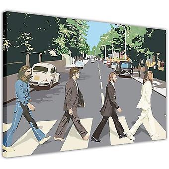Beatles Abbey Road affischen
