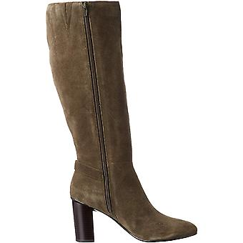 Bandolino Womens bilya Almond Toe Knee High Fashion Boots