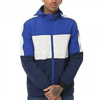 Creative Recreation Broadway Windbreaker Blue Lightweight Jacket