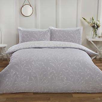 Twiggy Blumen Bettbezug und Kissenbezüge